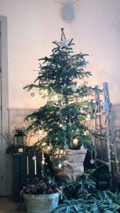 Nuestro rincón navideño en La Ñ de Armiñan