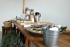 Coffee para empresa con opciones dulces