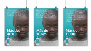 Día Mundial del Agua - Armiñan Catering embajador de Auara