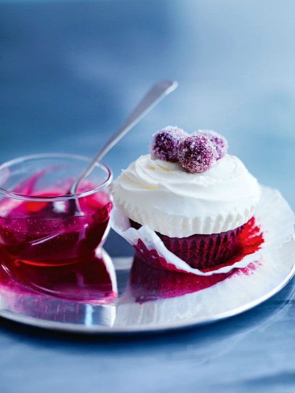 Cupcakes. Ideales para desayunar o merienda, en ambiente serio o informal.