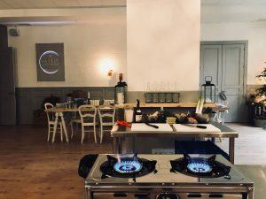 Curso de cocina en La Ñ de Armiñan