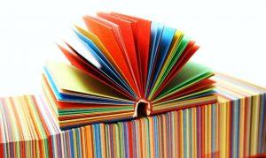Regalar álbum de foto multicolor personalizado